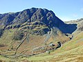 The head of Cwm Cywarch - geograph.org.uk - 547375.jpg