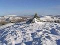 The summit of Wetherhorn Hill - geograph.org.uk - 320828.jpg