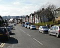 The view down St Julians Avenue, Newport - geograph.org.uk - 1736845.jpg