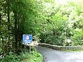 The weight restricted Pont ar Eden bridge - geograph.org.uk - 499742.jpg