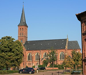Thedinghausen - Maria Magdalena Church