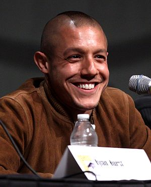 Theo Rossi - Image: Theo Rossi by Gage Skidmore