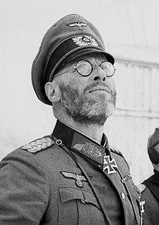Theodor Scherer German general