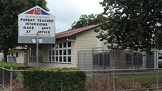 Theodore, Queensland - Theodore State School, 2014