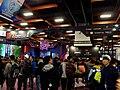 Thermaltake Technology booth, Taipei Game Show 20170123.jpg