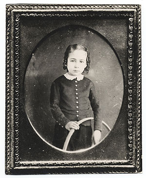 Thomas Eakins - Thomas Eakins, at age 6