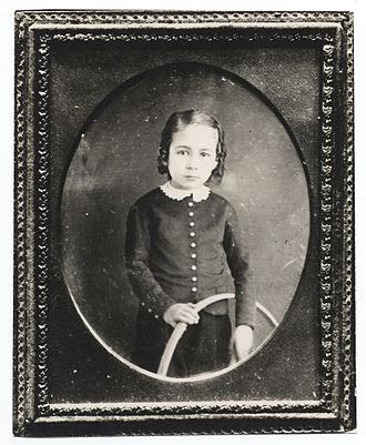 Thomas Eakins - Thomas Eakins, at age 6