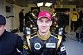 Thomas Holzer Driver of Lotus's Lotus T128 (8669106614).jpg