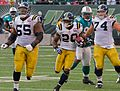 Thomas Jones Jets-Dolphin game, Nov 2009 - 116.jpg