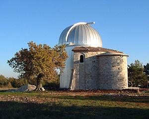 Višnjan Observatory - Višnjan Observatory