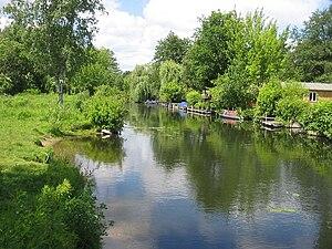 Wilhelmstadt - Image: Tiefwerder Wiesen 4