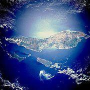 Timor aus dem All
