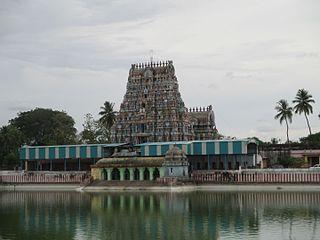 Neelamegha Perumal temple temple in India