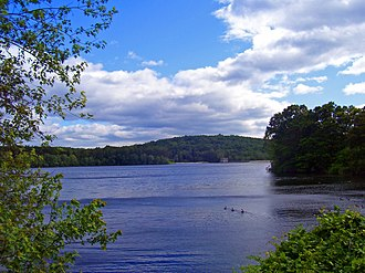 Titicus Reservoir - Image: Titicus Reservoir 5