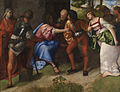 Tiziano, cristo e l'adultera, glasgow.jpg