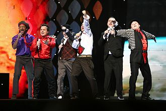Romania in the Eurovision Song Contest - Image: Todomondo Eurovision 2007