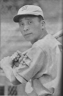 Tokuji Iida Japanese baseball player