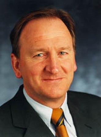 Cabinet Secretary for Finance, Economy and Fair Work - Image: Tom Mc Cabe