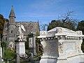 Tomb of Isaac Merritt Singer, Torquay Cemetery - geograph.org.uk - 257370.jpg