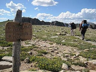 Tonahutu Creek Trail United States historic place