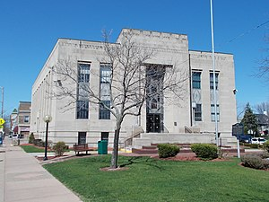 Kenmore, New York - Tonawanda Municipal Building