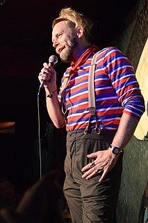 Tony Law comedian