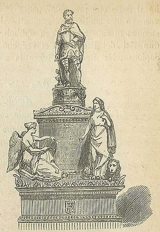 Emmanuel Philibert, Duke of Savoy - Image: Torino e suoi dintorni 15