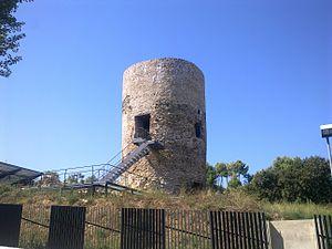 Sant Boi de Llobregat Museum - Benviure tower