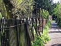 Tottenham Cemetery footpath, Haringey, London, England 4.jpg