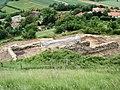 Tour d'Albon fouilles archéologiques.JPG