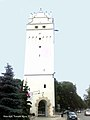 Tower of the Wrocław Gate in Nysa, Poland.jpg