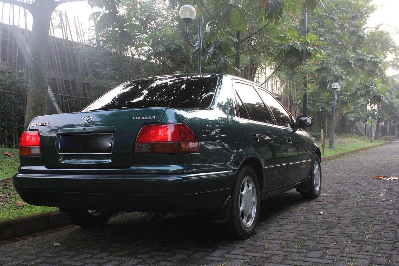 Kelebihan All New Corolla Review