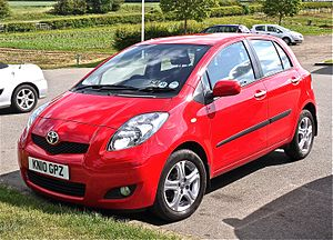 Toyota Yaris - Wikipedia, la enciclopedia libre