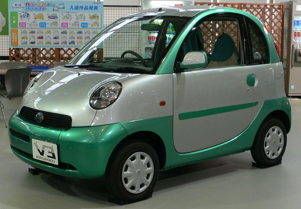 Toyota Ecom Wikipedia