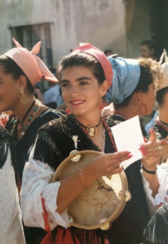 Traditional Asturian Dress