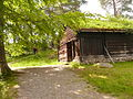 Traditional wooden cabin, Romsdal Museum, Molde.JPG