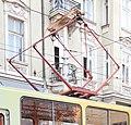 Tramway in Sofia in Alabin Street 2012 PD 055.jpg