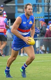 Travis Cloke Australian rules footballer, born 1987