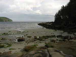 Ferry Denman Island To Hornby Island