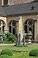 Trier - Dom, Kreuzgang - Engel von Ernst Steinacker (2017-05-30 Sp).JPG