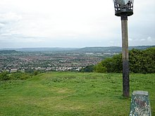 Trigpoint, Robinswood Hill, Gloucestershire - geograph.org.uk - 30916.jpg