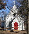 Trinity Memorial Episcopal Church (Crete, Nebraska) from W 1.JPG