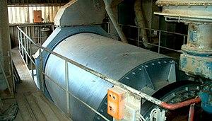 Rotary dryer - Triple Shell Rotary Drum Dryer
