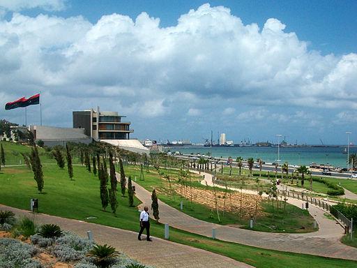 Tripoli Beach Park Libya