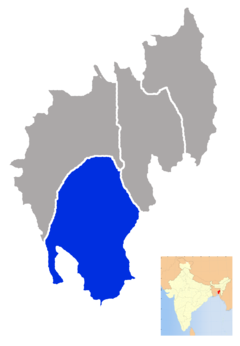 Tripura South district map.png