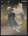 Tsukioka Yoshitoshi (1886) Tsuki hyaku shi - Konkai.png
