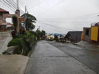 Tuba, Benguet - Poblacion