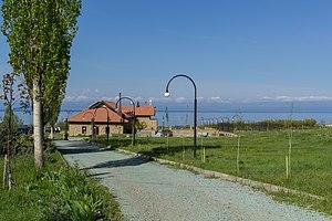 Lake Sevan - Image: Tufenkian Avan Marak Tsapatagh hotel