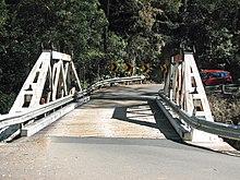 Tunks Creek bridge, Galston - Wikipedia