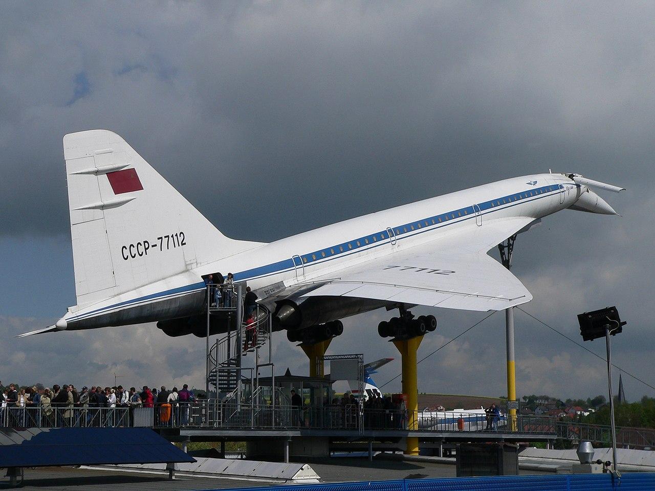 Tupolew Tu 144 Sinsheim.JPG